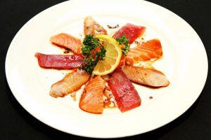 Rainbow-Sashimi