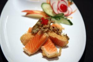 Salmon-Katsu